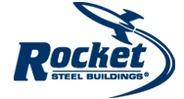 Rocket Steel Buildings logo