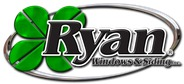 Ryan Windows & Siding logo