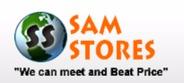 Sam Stores logo