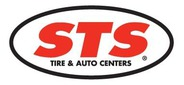 STS Tire and Auto Centers logo