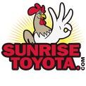 Sunrise Toyota logo