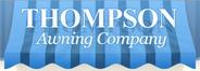 Thompson Awning Company logo