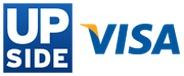 UPside Visa Prepaid Card logo