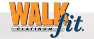 Walkfit LLC logo