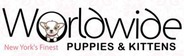 Worldwide Puppies and Kittens logo