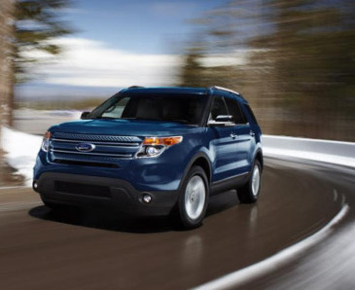 Ford Motor Company Is Recalling 194 484 Model Year 2017 Explorers
