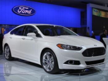 Ford Is Recalling 20 Model Year 2017 Fusion Vehicles Manufactured April 19 Through 23