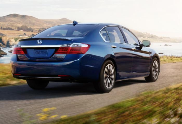 American Honda Motor Co Is Recalling 6 786 Model Year 2017 Accord Hybrids Manufactured August 29 To May 30