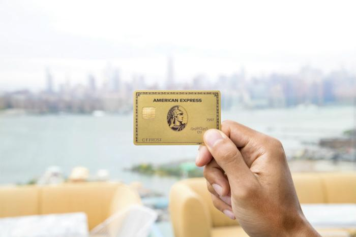 American Express' Gold card gets a complete makeover