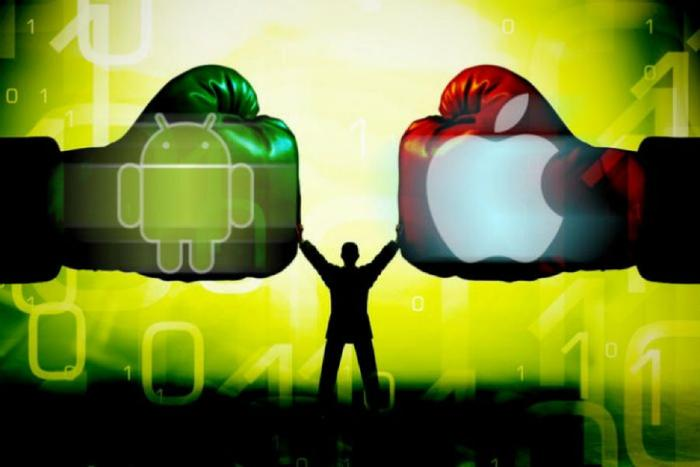 iPhone or Android? The answer may reveal who you are
