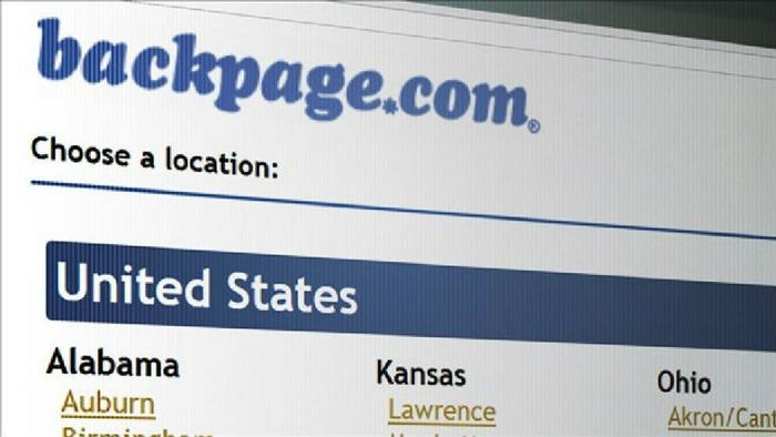 What does the Backpage shutdown mean for law enforcement?