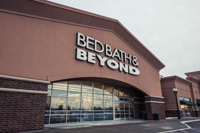 Bed Bath & Beyond: Retailer To Close 40 Stores, Open 15