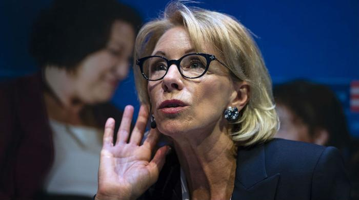 Devos Scraps More Out Of Date Federal >> Judge Reinstates Student Loan Borrower Protections