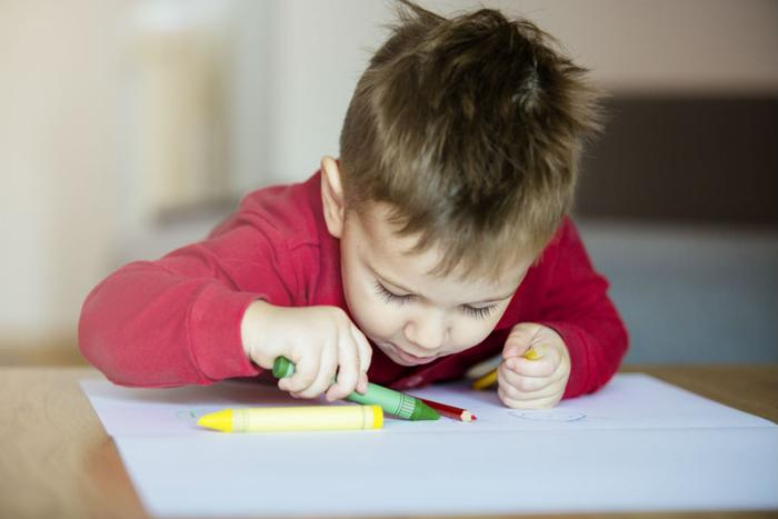 Study Finds Asbestos In Some Crayons
