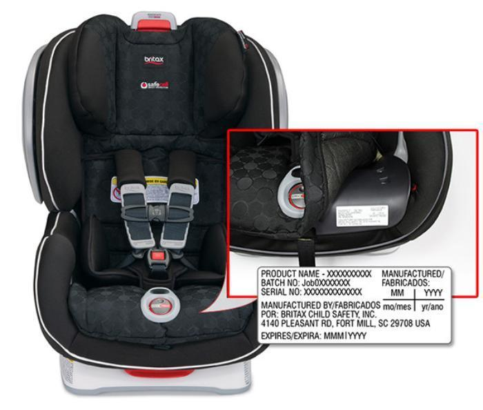 Britax Child Safety Is Recalling 213753 Advocate ClickTight Seats Model Numbers E9LT95Q E9LT95Z E9LT95N And E1A025Q Boulevard