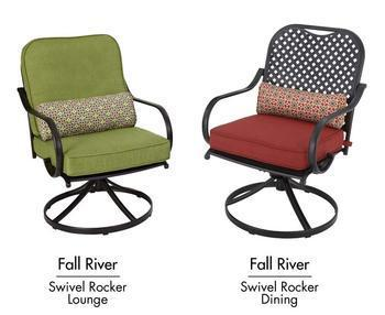 Brown Jordan Services Of St. Augustine, Fla., Is Recalling About 271,000  Swivel Dining And Lounge Chairs Sold In The U.S. And Canada.