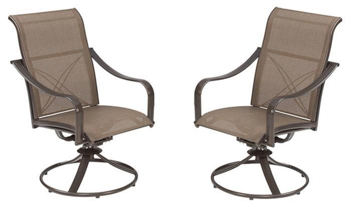 Casual Living Worldwide Of Simpsonville, Ky., Is Recalling About 2 Million  Swivel Patio Chairs Sold In The U.S., Canada And Mexico.