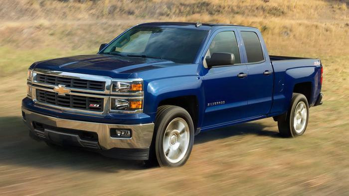 GM recalling roughly 800000 pickups for steering defect