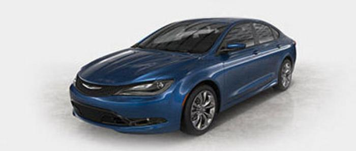 Chrysler Fca Us Is Recalling 25 734 Model Year 2017 200 Vehicles Manufactured March 9 To December 15 And Equipped With A Sd