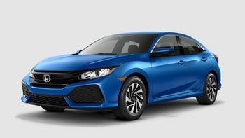 Honda Recalls Civic Hatchback And Type R Vehicles