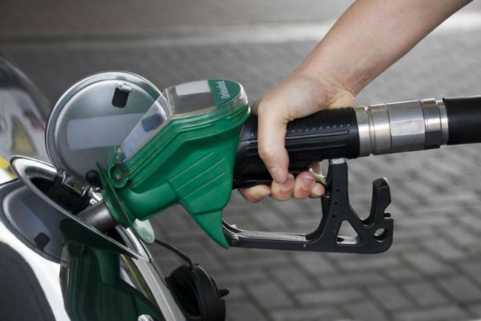 Gas prices set four-year record in April