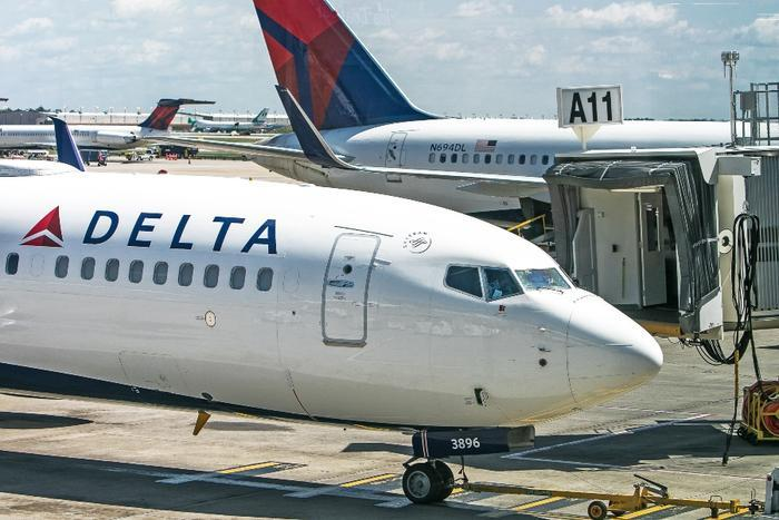 Delta Air Lines to go