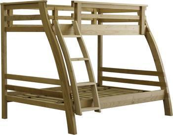 Elegant Wood Castle Furniture of Albany Ore is recalling about Riley Duo bunk beds