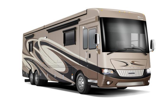 Motorhome Ball Joints : Newmar recalls motorhomes with suspension issue