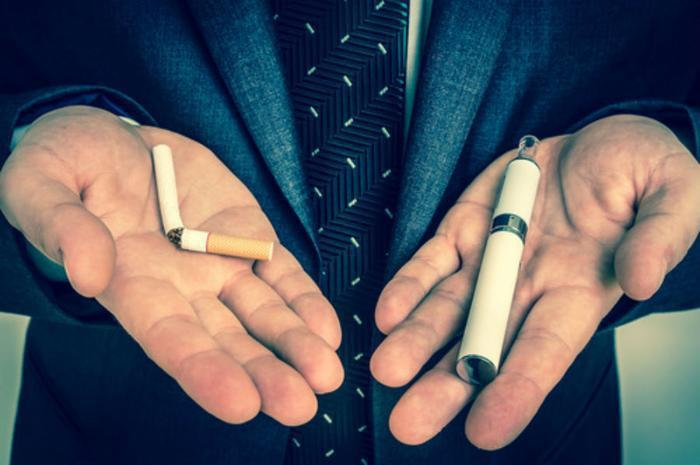 New Study Finds E-Cigs Help Kick the Habit