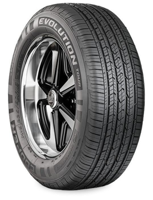 Crosswind H//T All Season Radial Tire-245//70R17 111T