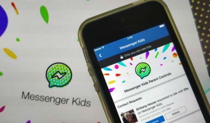 Facebook Messenger Kids app met with backlash from child health experts