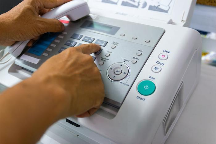 Researchers Say Security Vulnerabilities Lurk In Most Fax Machines