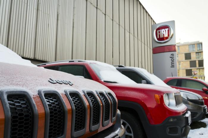 Fiat Chrysler Sells Its Auto Parts Division