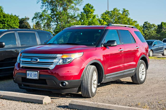 Ford Explorer Exhaust Leak >> Is Your Explorer Making You Sick Today Is The Last Day That Ford