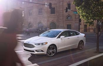 Ford Motor Company Is Recalling  Model Year  Ford Fusions Manufactured From March   Through March  Ford Motor Company