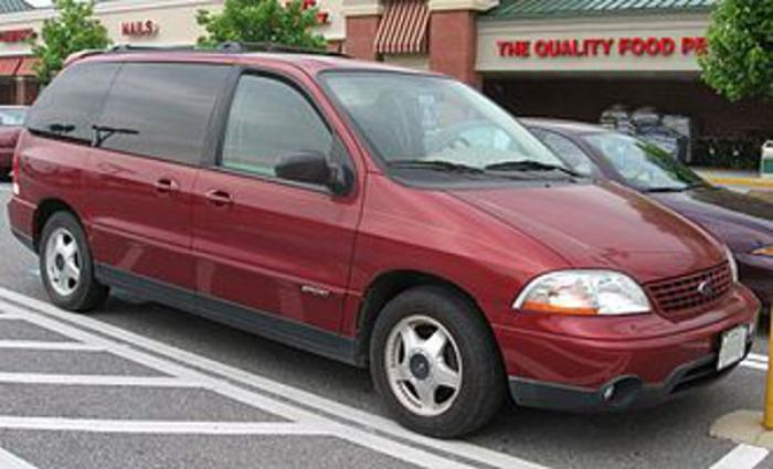 ford recalls windstar minivans. Black Bedroom Furniture Sets. Home Design Ideas