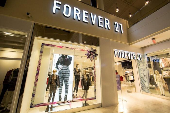 Forever 21 warns of possible credit card data breach