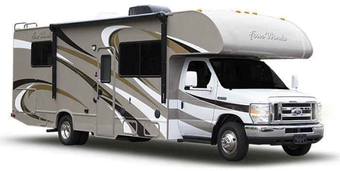 Thor Motor Coach recalls Four Winds, Chateau and Freedom ...