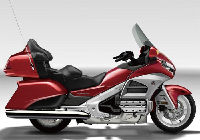 Honda recalls goldwing motorcycles for American honda motor co
