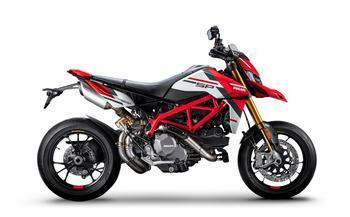 Ducati Hypermotard SP motorcycle