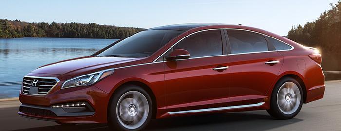 Hyundai recalls Sonatas and Sonata Hybrids with sun roofs