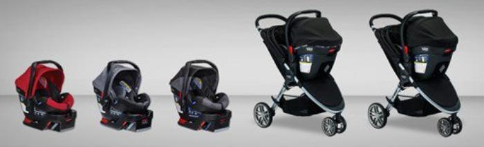 6889636f0d1 Massive recall launched for Britax B-Safe infant child safety seats