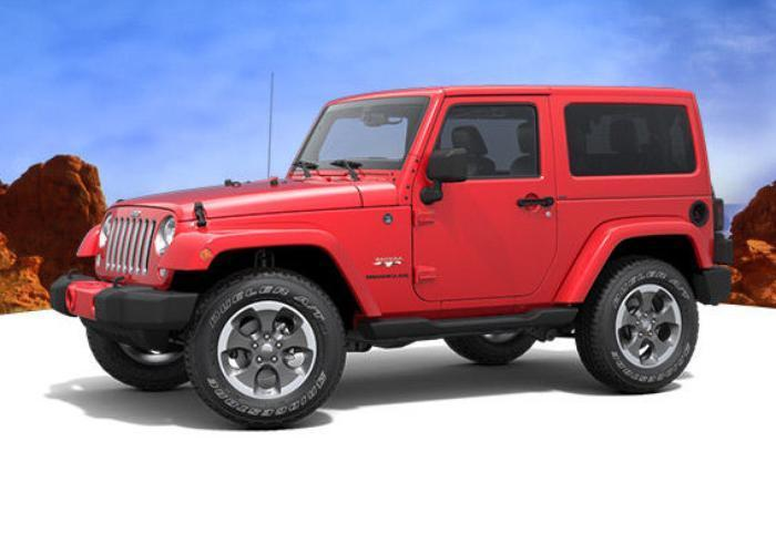 Chrysler Fca Us Llc Is Recalling 182 308 Model Year 2016 2017 Jeep Wranglers Manufactured June 16 To August 14