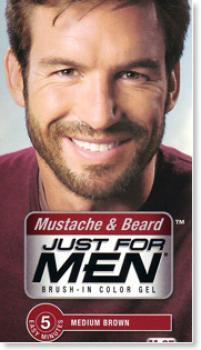 Just For Men\' Hair Dye Users Report Allergic Reactions
