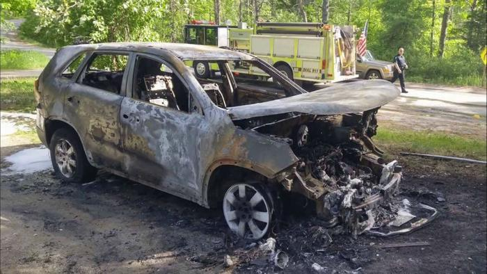 Some Kia And Hyundai Cars Are Bursting Into Flames For No Reason Car Safety Group Says
