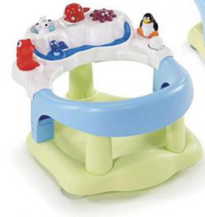 Lexibook SA Of France Is Recalling About 700 Baby Bath Seats And Chairs