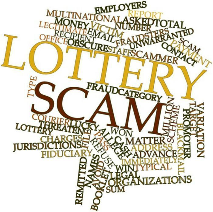 Sweepstakes and Lottery Scams