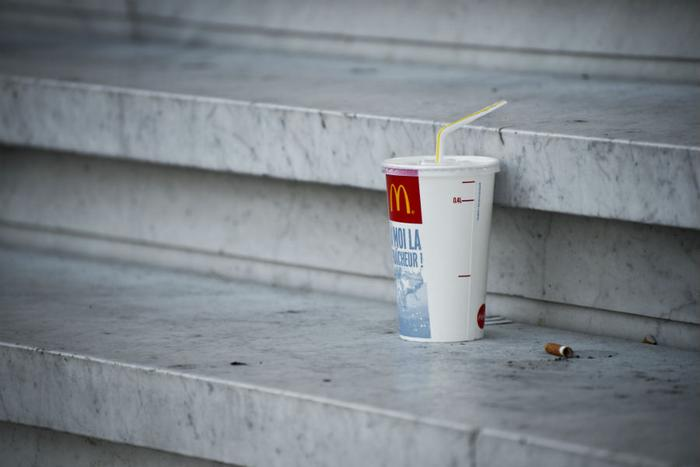 McDonald's replacing all plastic straws with paper ones