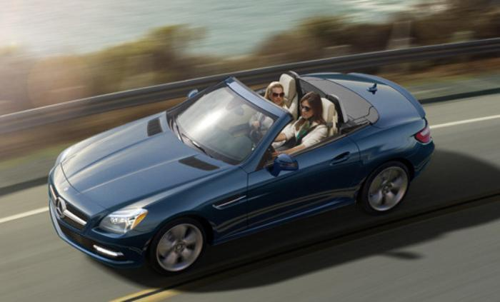 mercedes benz recalls slk and slc class vehicles. Black Bedroom Furniture Sets. Home Design Ideas