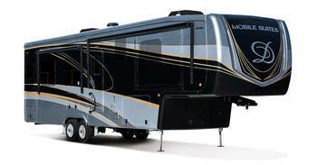 DRV Mobile Suite fifth wheel trailer